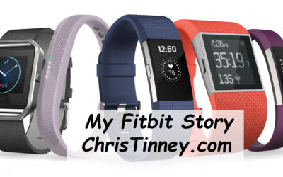 Fitbit & 10,000 Steps a Day