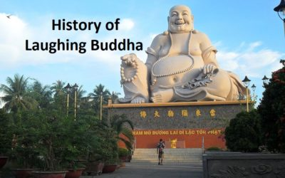 Hotei Buddha; More Widely Known as the Laughing Buddha