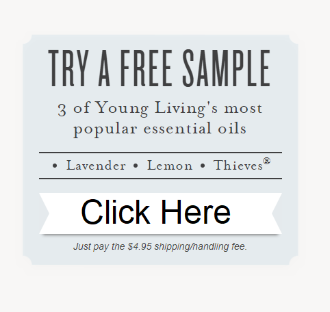 Young Living Essential Oils Samples